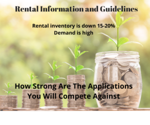 Rental Information and Guidelines